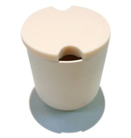 Jarre Garlic Pot - Beige