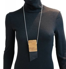 Louve Montreal Extra Large 3 Layer Necklace