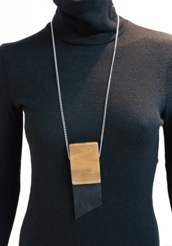 Extra Large 3 Layer Necklace