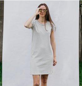 Hutchison Zoe Striped Dress