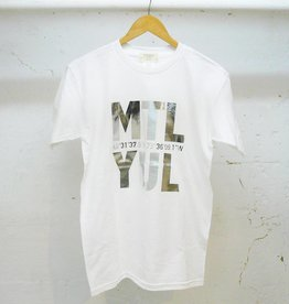 Bodybag T-Shirt YUL - Blanc