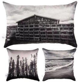Fotofibre East Canada Cushion