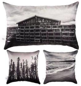 Fotofibre East Canada Cushion