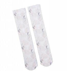 Printed Knee Socks