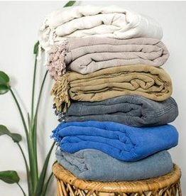 Plaj Texada Stone Washed Blanket