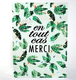 Merci Bonsoir par Marie-Claude Marquis En Tout Cas Merci Carte
