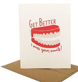 Darveelicious Smile Greeting Card
