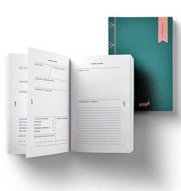 Kayé Cocktails Notebook