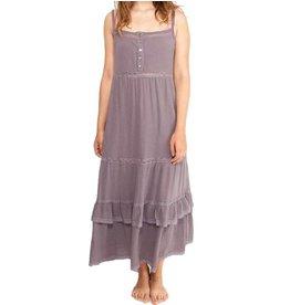 Cameo Maxi Dress - Fig