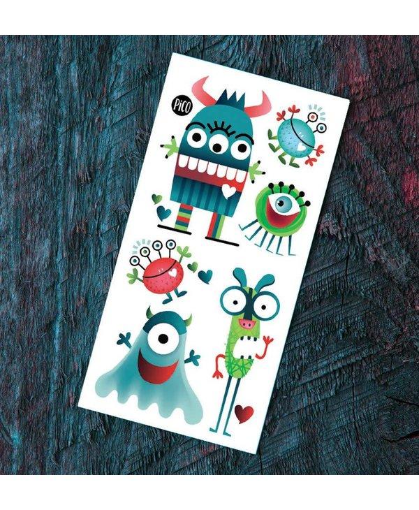 Pico Tattoo Tatouages Temporaires