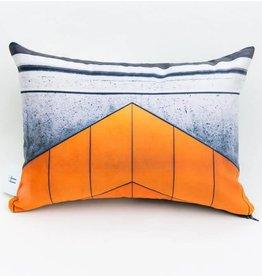 Fotofibre Côte-Saint-Catherine Throw Pillow