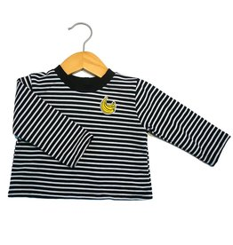 Supayana LS Stripe Top w Bananas