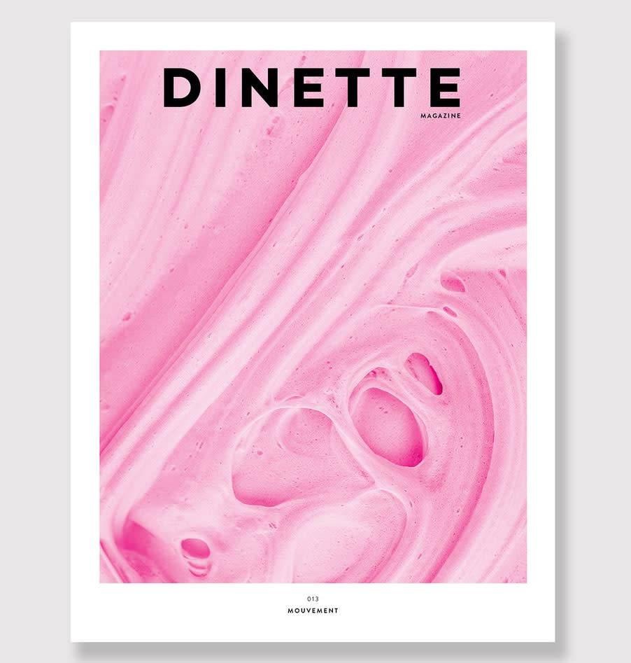 Dinette Dinette Magazine 013: Movement