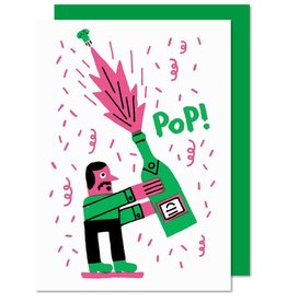 Paperole Carte Champagne