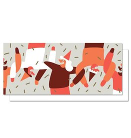 Paperole Carte souh. Danse en Ligne