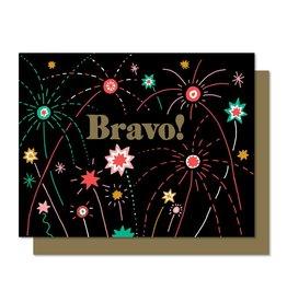 Paperole Carte souh. Firework