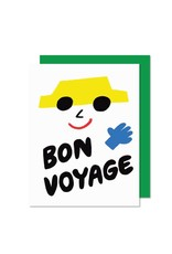 Paperole Paperole Bon Voyage Greeting Card