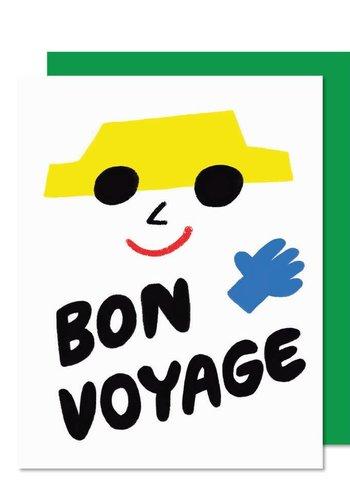 Carte souh Bon Voyage