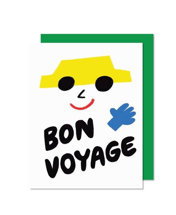 Paperole Bon Voyage Greeting Card