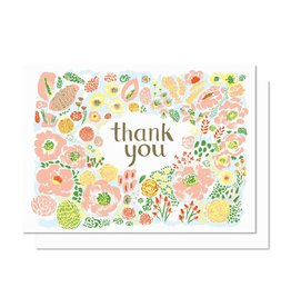 Paperole Thank You Greeting Card