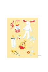 Paperole Paperole Baby Greeting Card