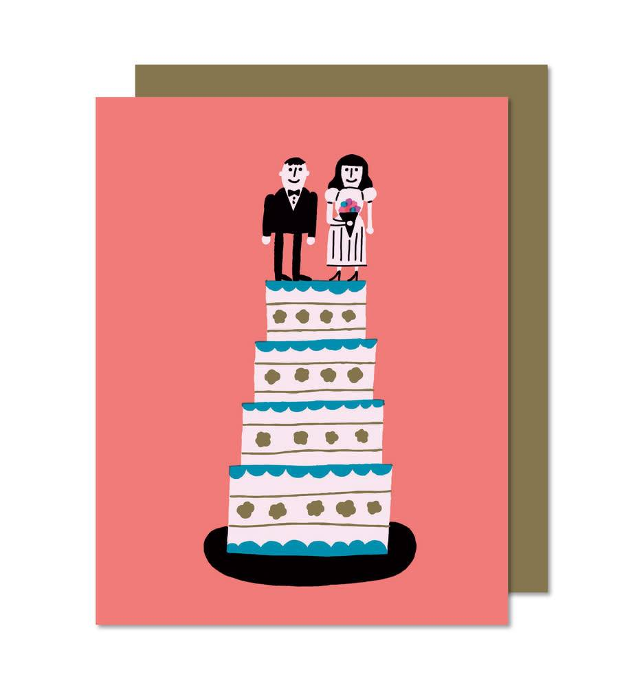 Paperole Paperole Marriage Greeting Card