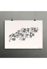 Darveelicious Darveelicious 8x10 Print - Habitat 67