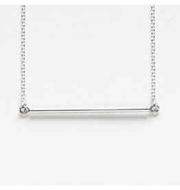 Pilar Agueci Line Necklace