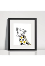 Lolly and Max Safari Animal Print 8 x 10