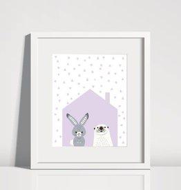 Animal House Print 8 x 10