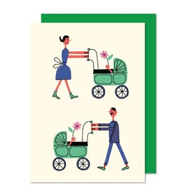 Paperole Carte Famille