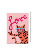 Paperole Paperole Carte Love Chat