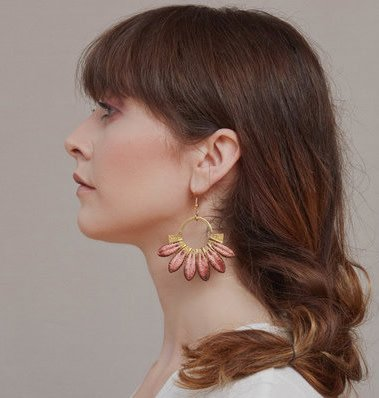 This Ilk This Ilk Mojave Earrings