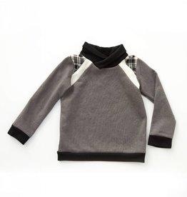 Cokluch Mini Stellaire Sweat Shirt - Charcoal