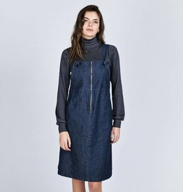 Pillar Zermatt Overall Dress - Denim
