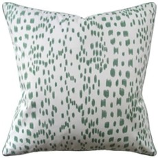 MH Les Touches - Piped - Pillow - 22x 22