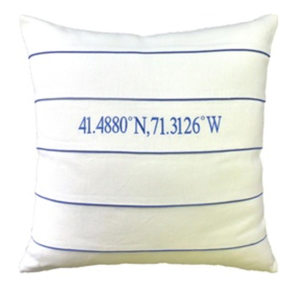 MH Newport- Pillow - Palm Beach Coordinates - 22x22