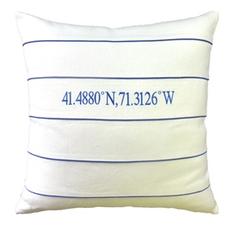 Newport- Pillow - Palm Beach Coordinates - 22x22