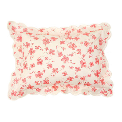 Trefles - Pink -  Bedding - Boudoir
