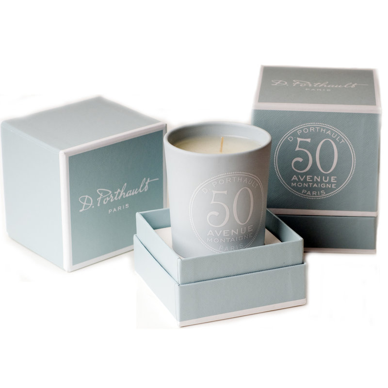 D. Porthault Candle - D. Porthault -  50th Anniversary