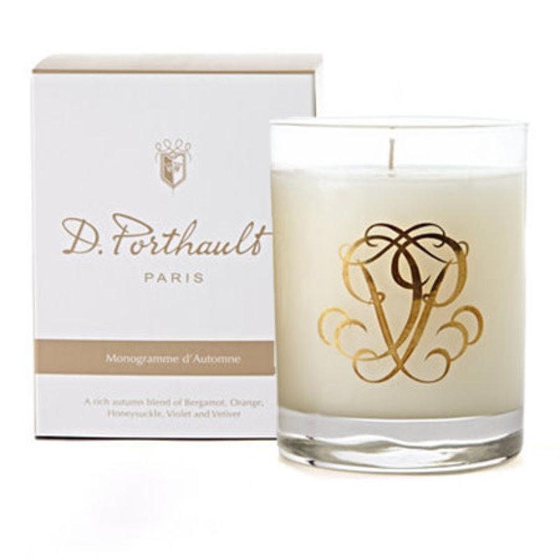 Candle - D. Porthault -  Autumn