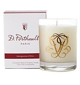 D. Porthault Candle - D. Porthault -  Winter - d'Hiver
