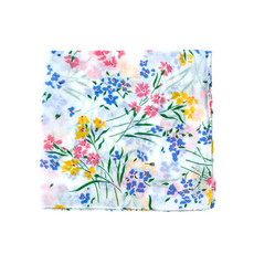D. Porthault Hankie - Fleurs des Champs