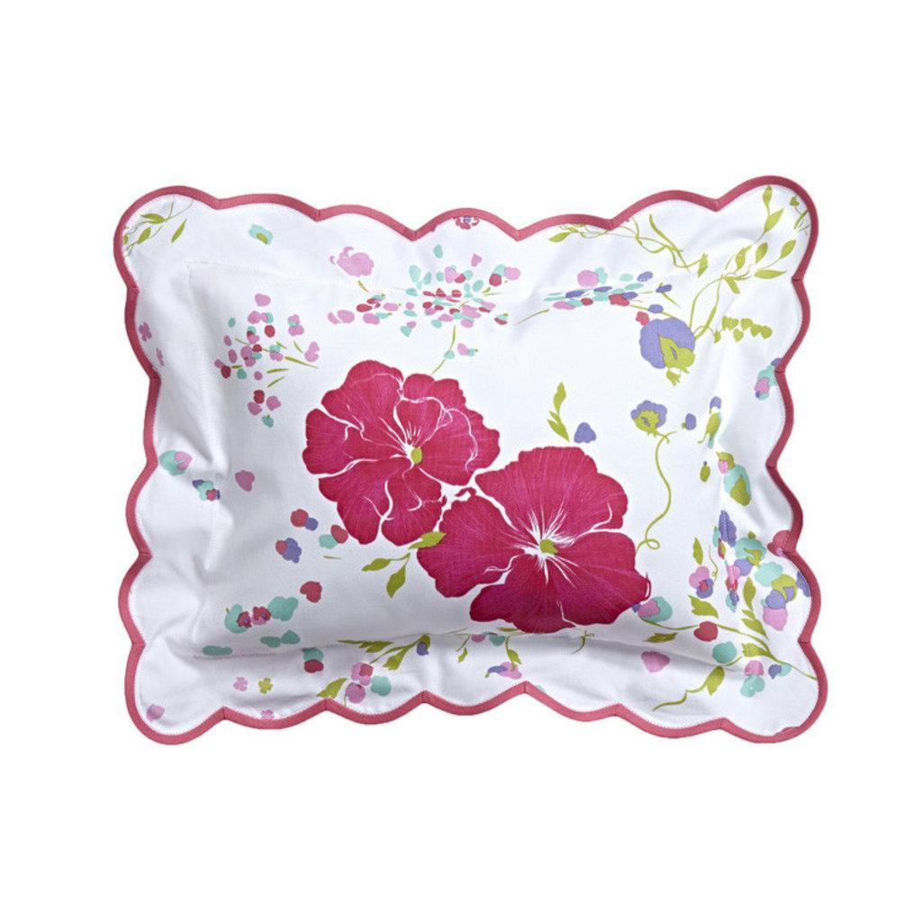 Fragrance - Pink Scalloped - Bedding -