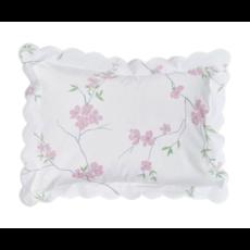 Fleurs de Pecher - Rose - Bedding - Sham - Boudoir
