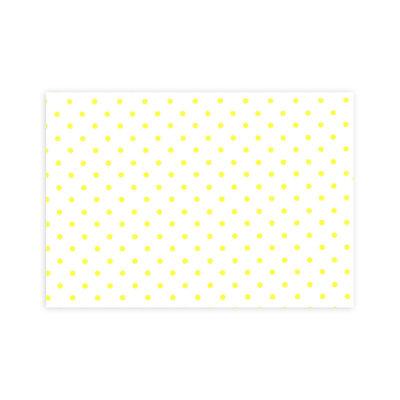 Mini Confetti - Yellow - Bedding