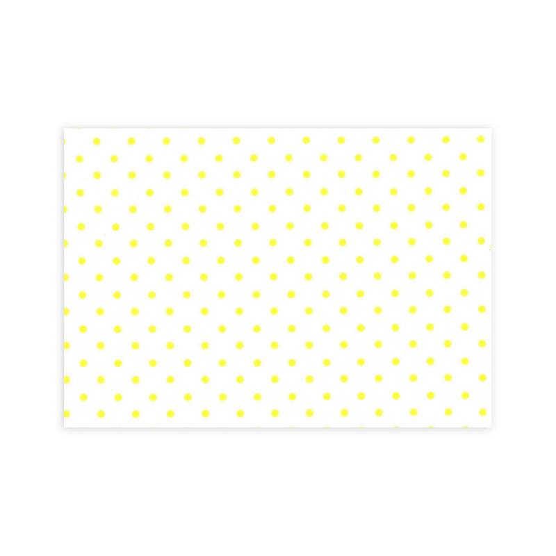 D. Porthault Mini Confetti - Yellow - Bedding
