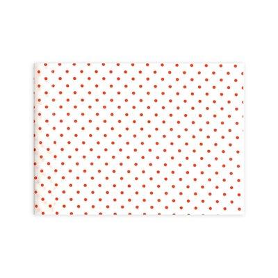 Confettis - Red - Bedding - Boudoir - Voile