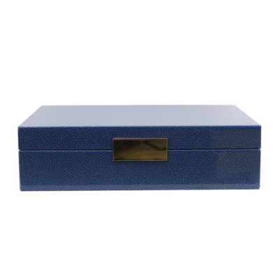 Addison Ross Lacquered Boxes - Shagreen Pattern
