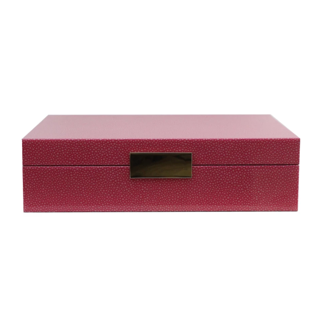 MH Addison Ross Lacquered Boxes - Shagreen Pattern